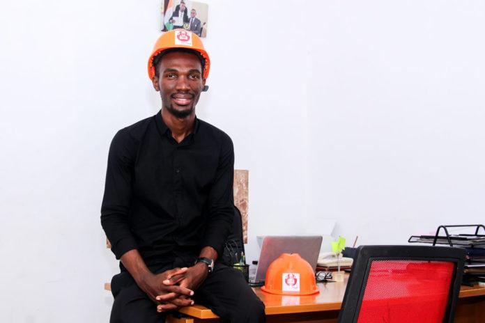 entrepreneur Kevin SESSE