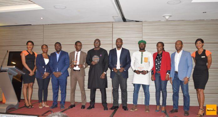 Orange fab Côte d'Ivoire -saison 6 2020 - startupboxivoire - startup abidjan -