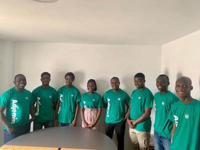 Startup adjemin - ecommerce abidjan Côte d'ivoire afrique marketplace