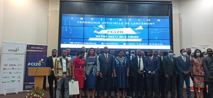 Ci20 - Côte d'Ivoire Innovation 20 Startup Abidjan