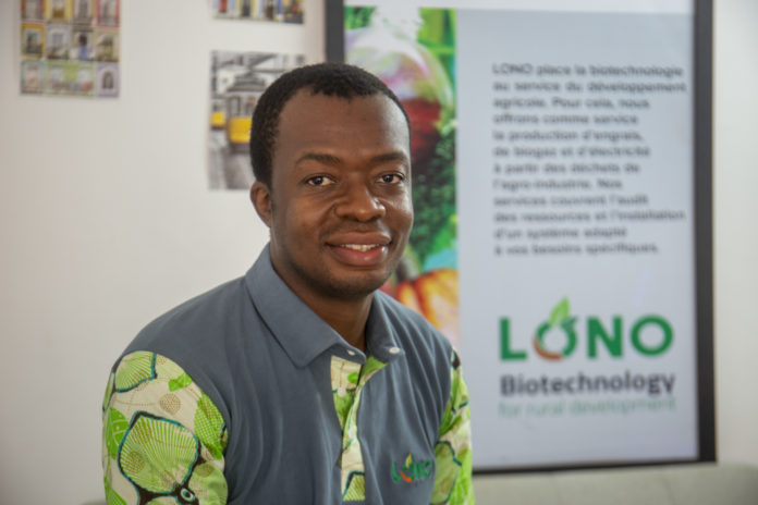 KubeKo lono Côte d'Ivoire - Noël N'guessan Prix Afrique -Startup